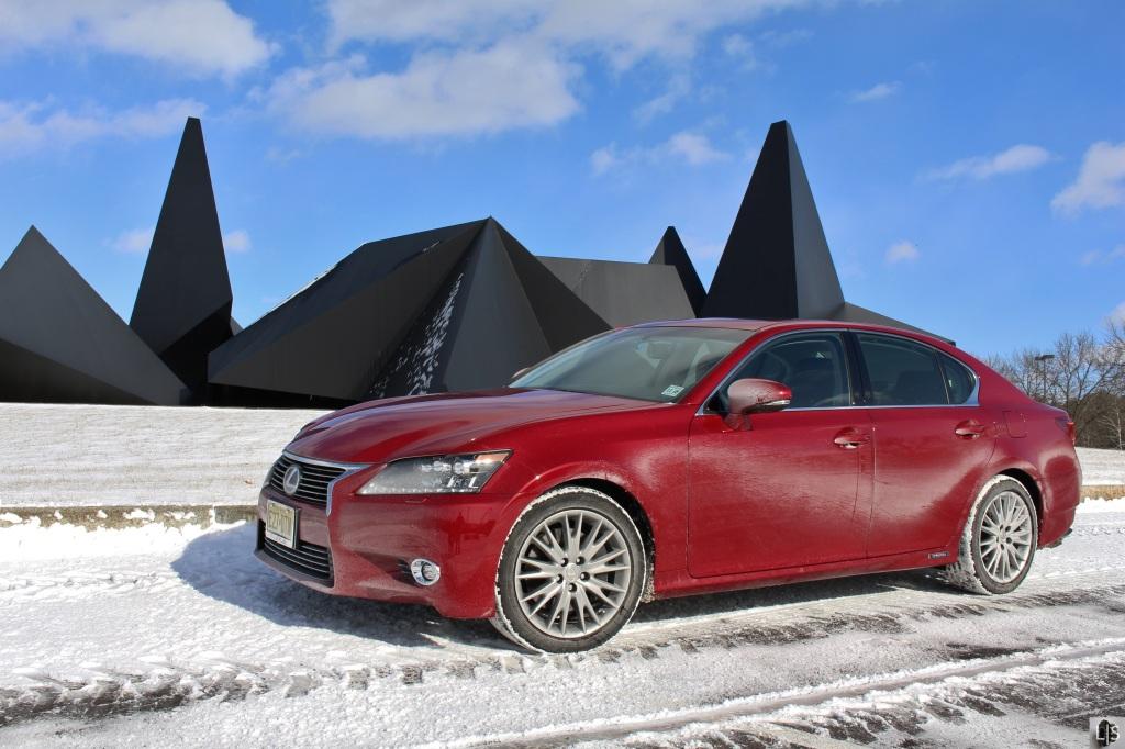 Lexus GS450h 3