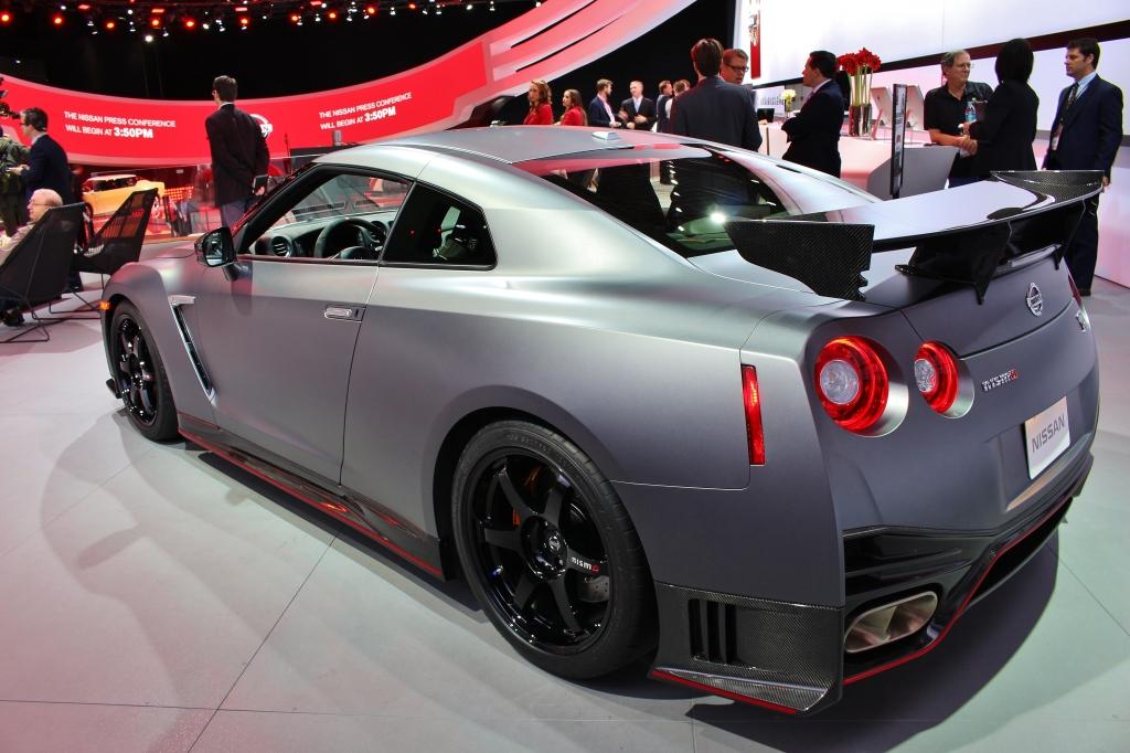 Nissan GTR Nismo 2