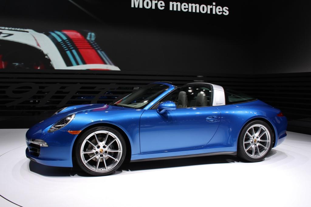 Porsche 911 Targa 1