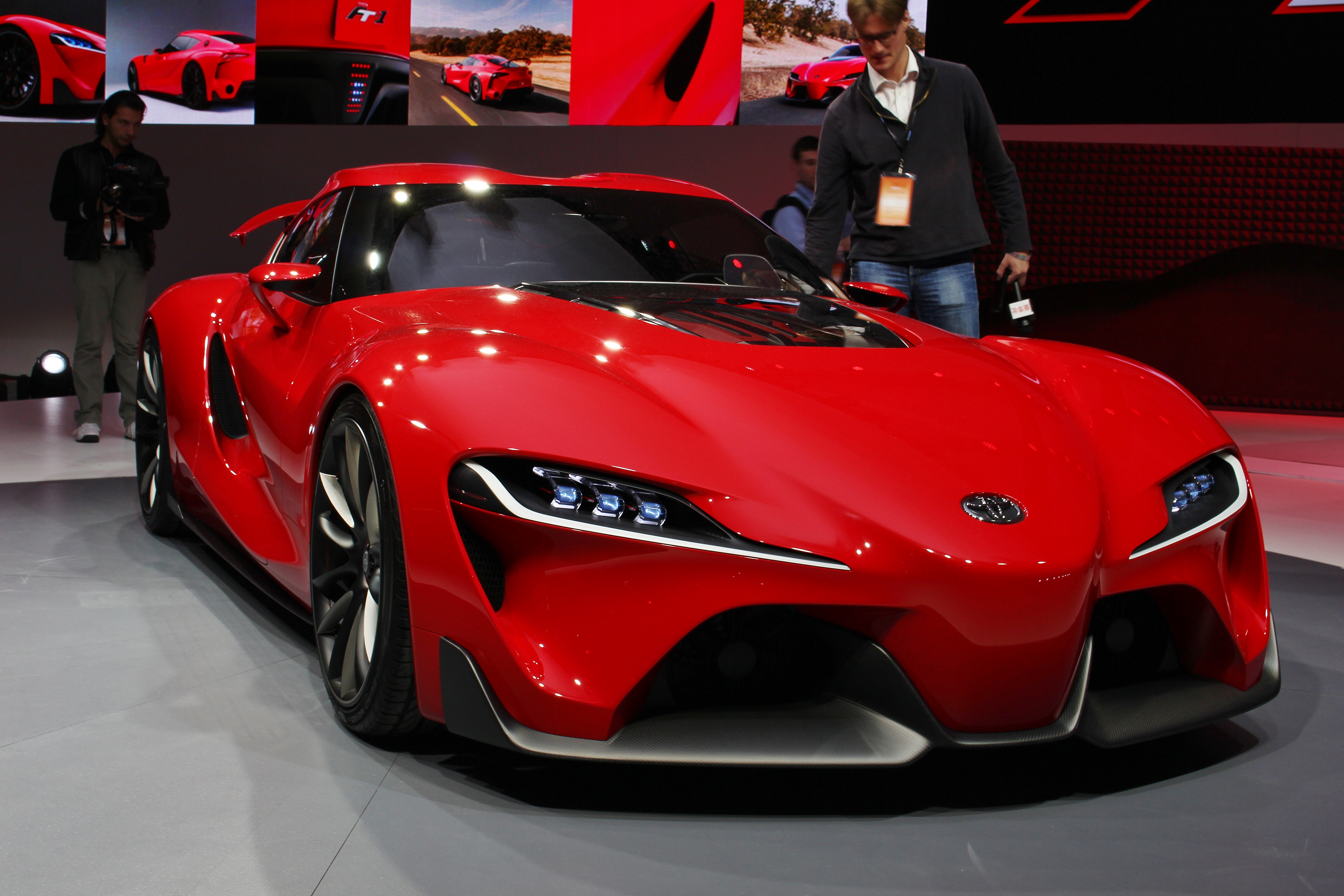 NAIAS 2014 Day 1: The Reveals | Limited Slip Blog