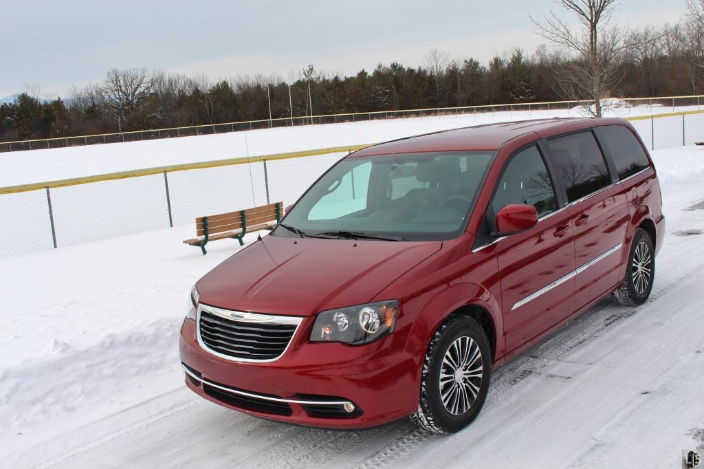 Chrysler T&C 5