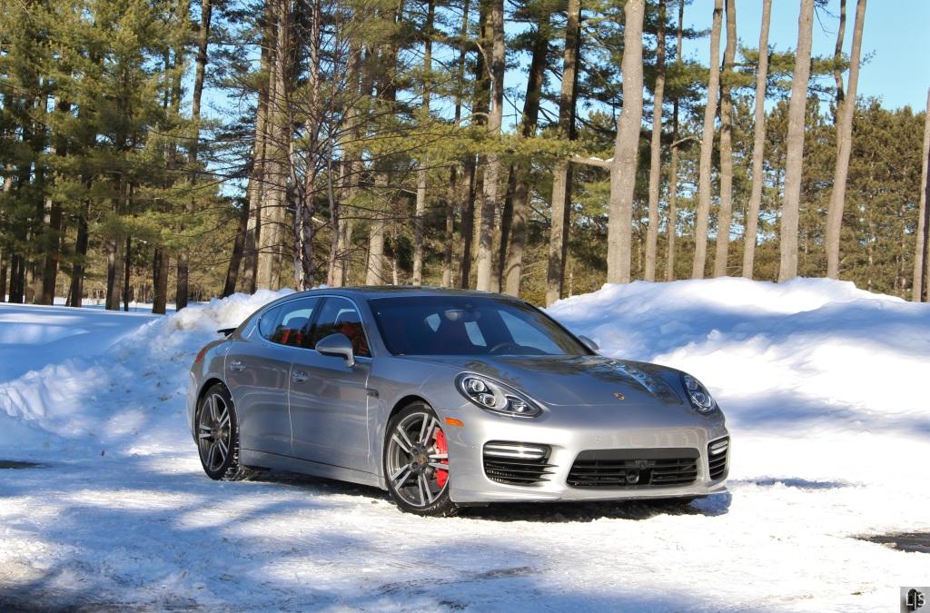 Porsche Panamera Turbo 10