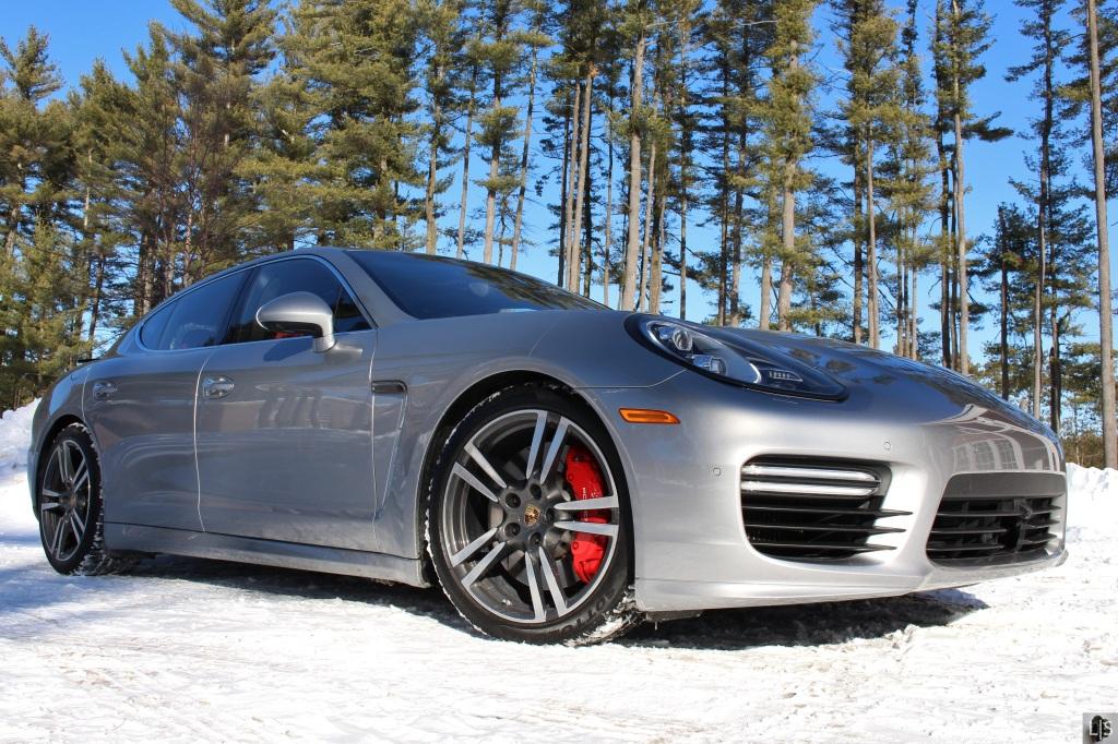 Porsche Panamera Turbo 7