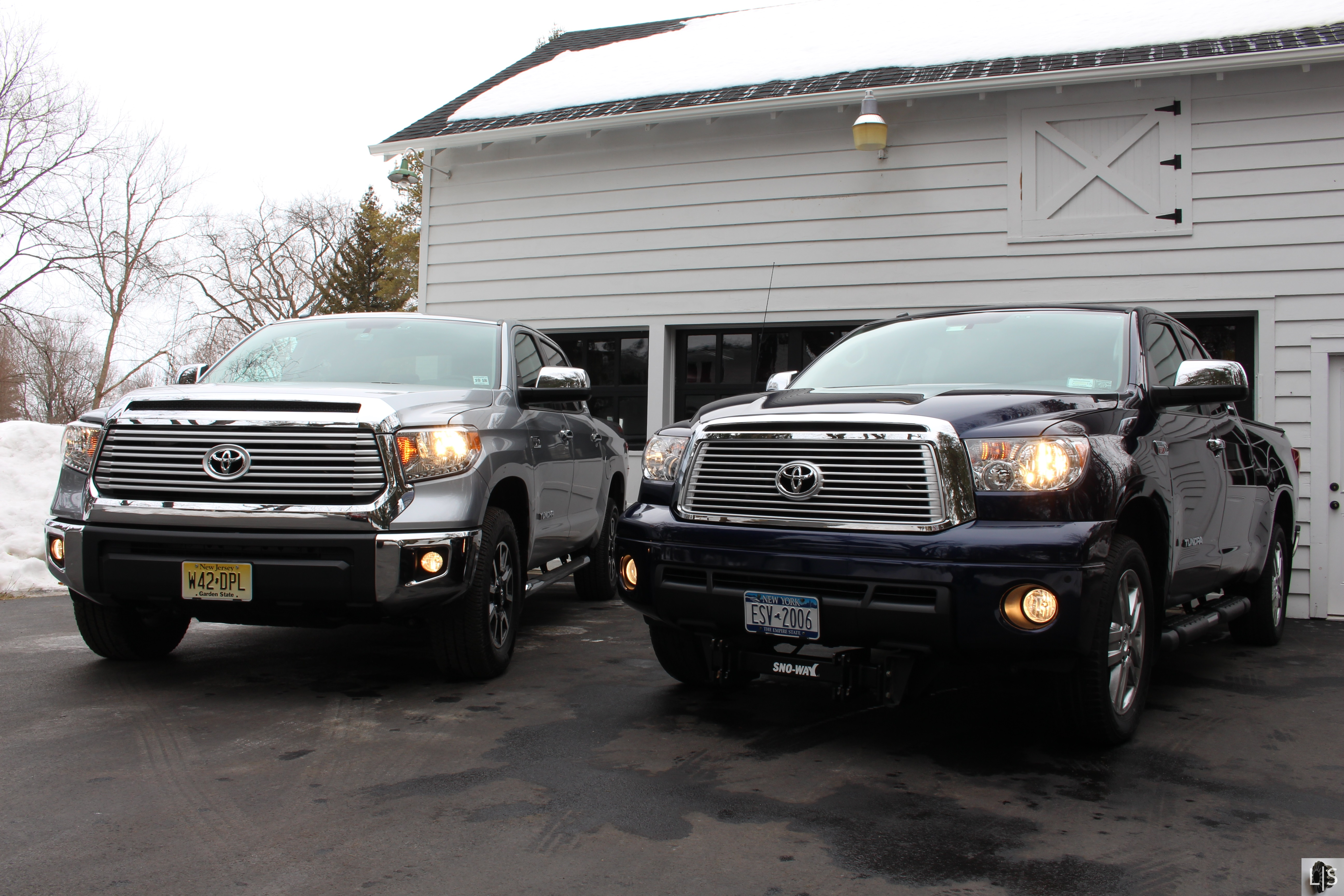 cars auto test toyota view track quick tacoma vs tundra video drive