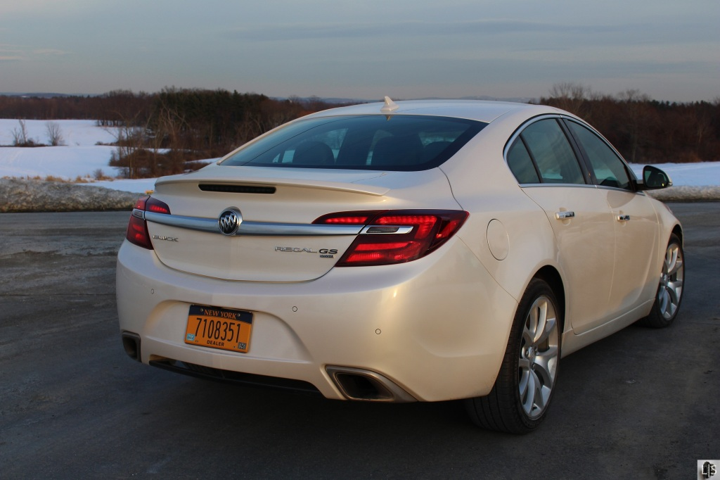 Buick Regal GS 7