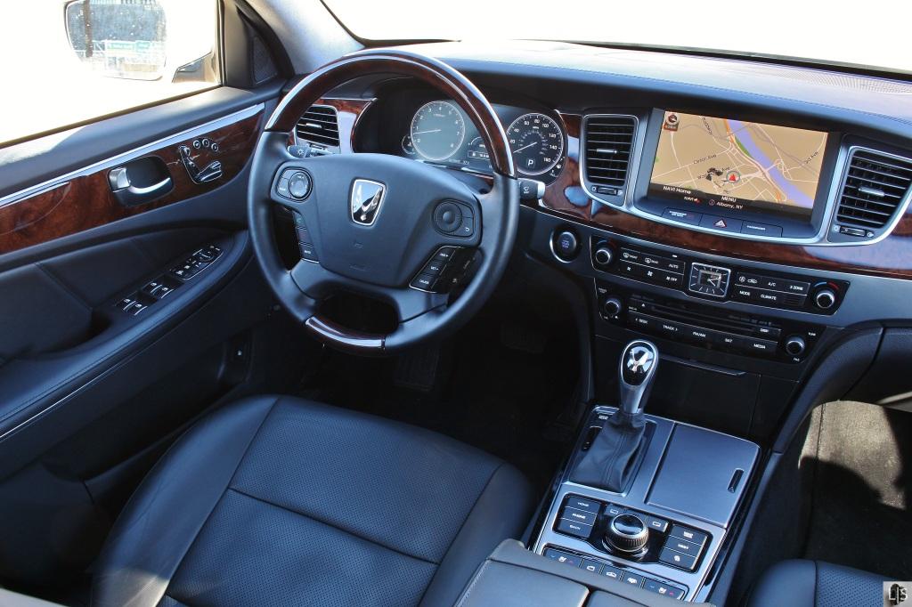 Hyundai Equus 7