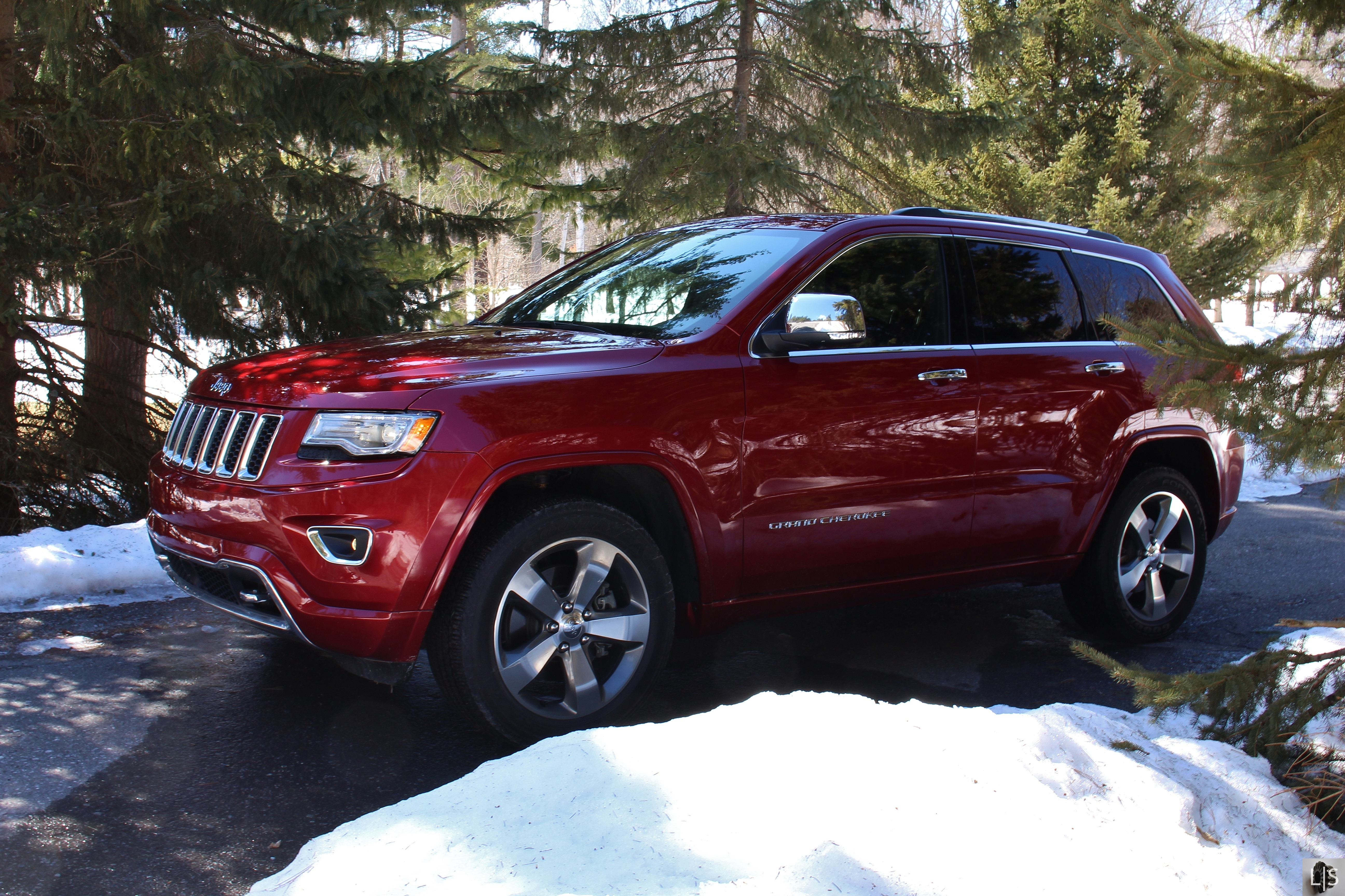Stepping Out: Jeep Grand Cherokee Diesel   Limited Slip Blog