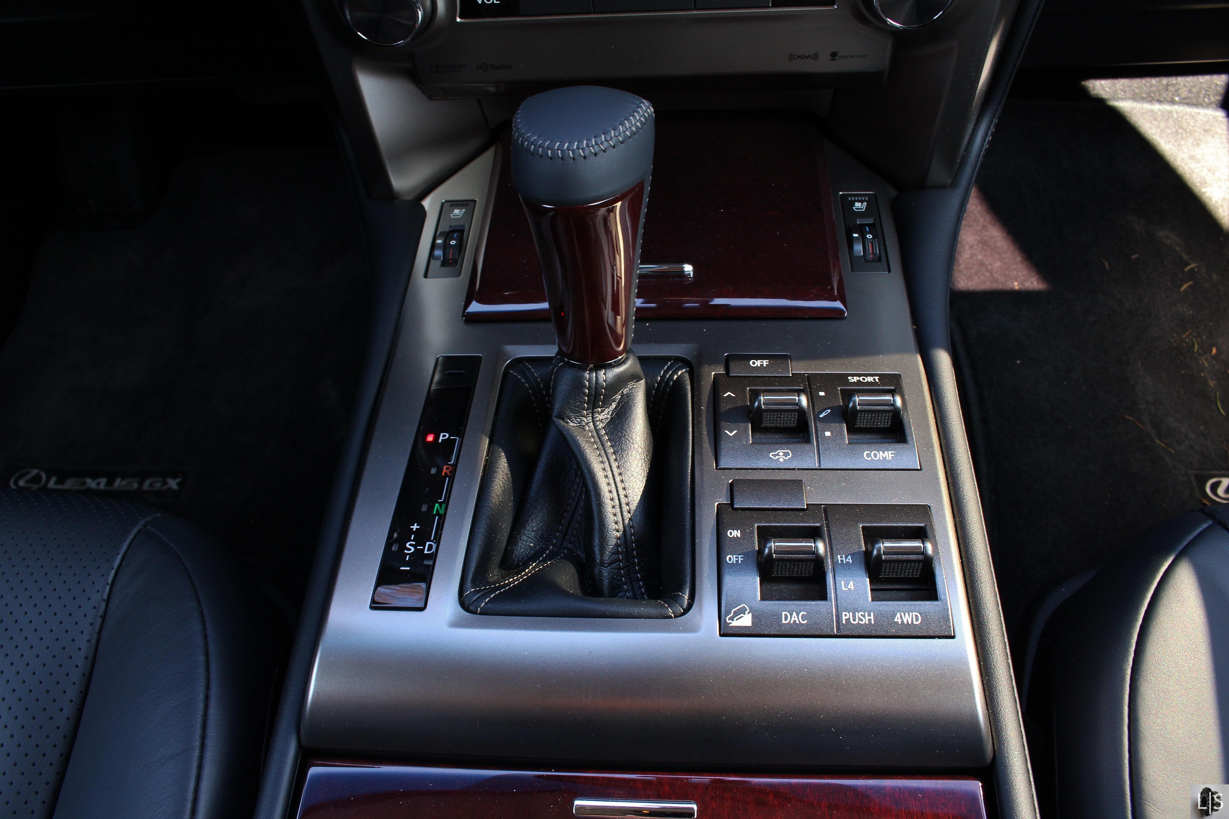 on pin premium black passenger lexus miles gx