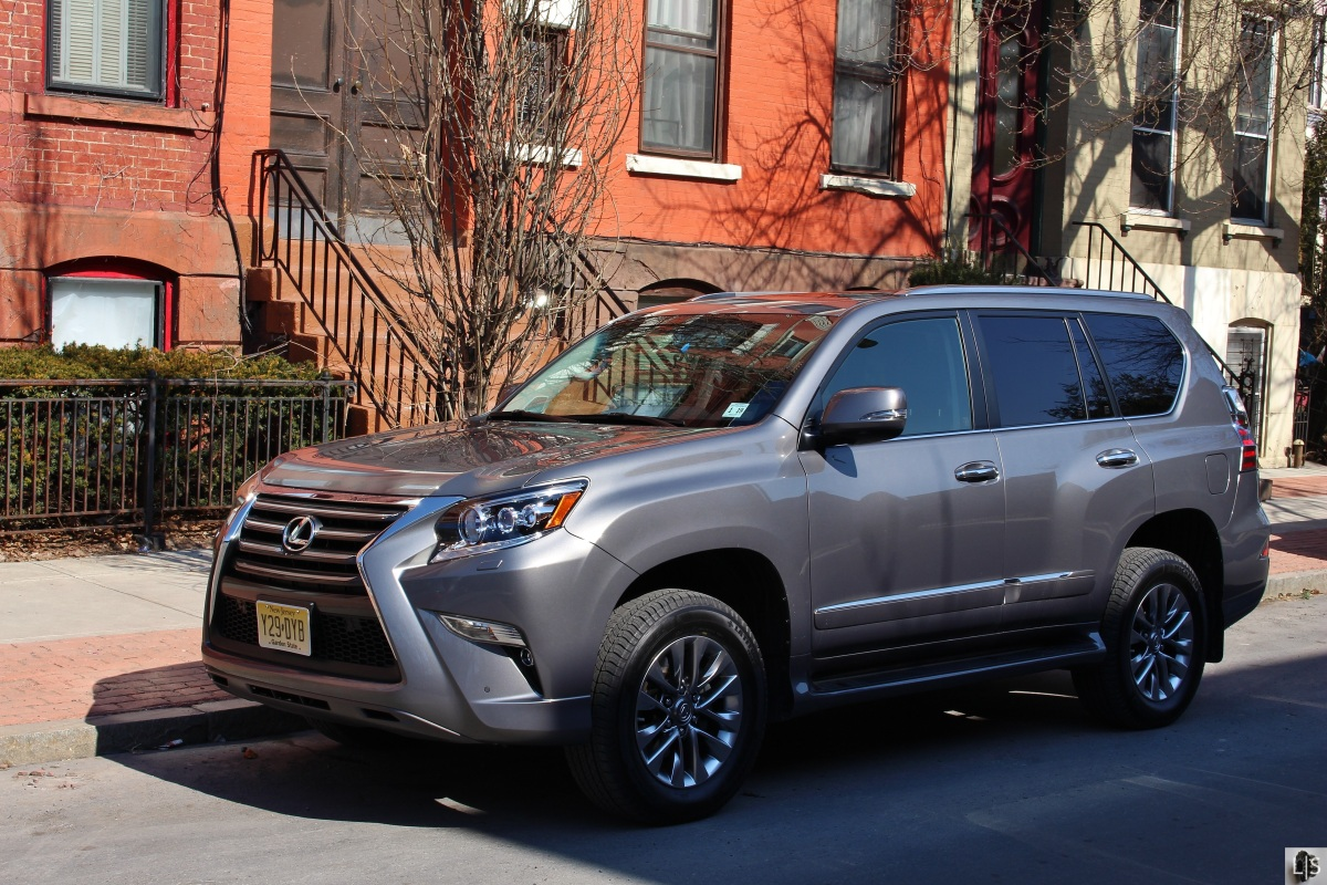 Living Fossil Lexus Gx460 Limited Slip Blog