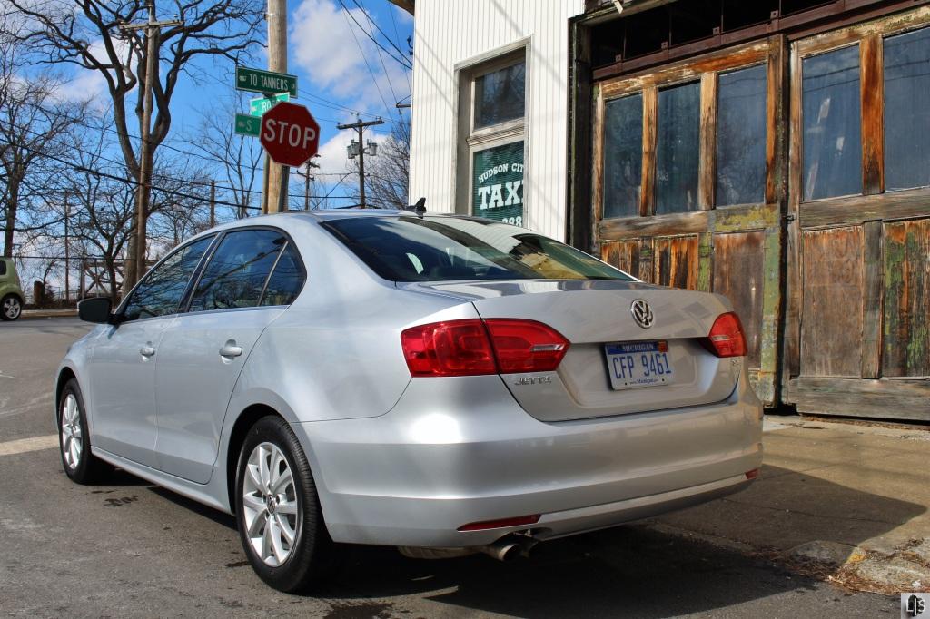 VW Jetta 1.8T 5