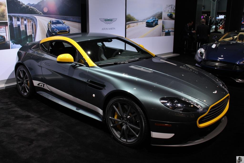Aston Marting V8 Vantage GT