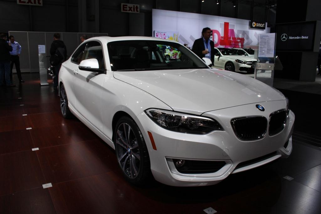 BMW 228i Track 2