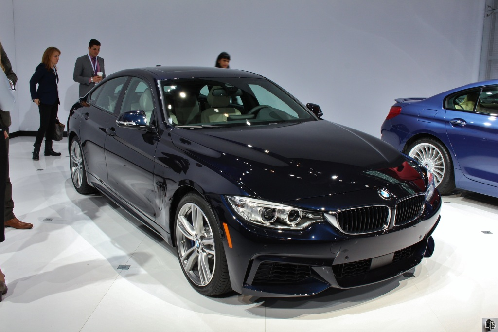 BMW 4 Series GC