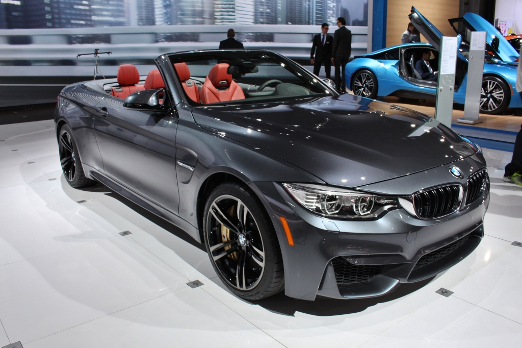 BMW M4 Convertible 2