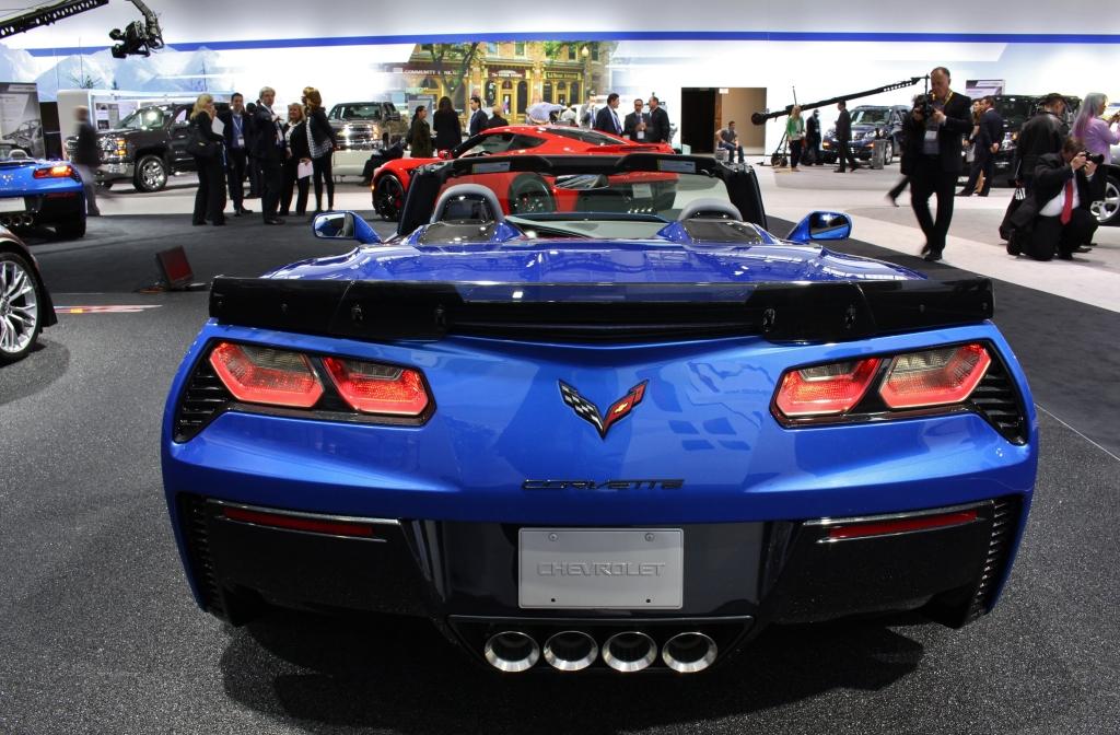 Corvette Z06 Roadster 4