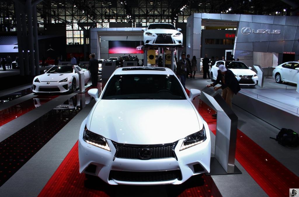 Lexus Booth