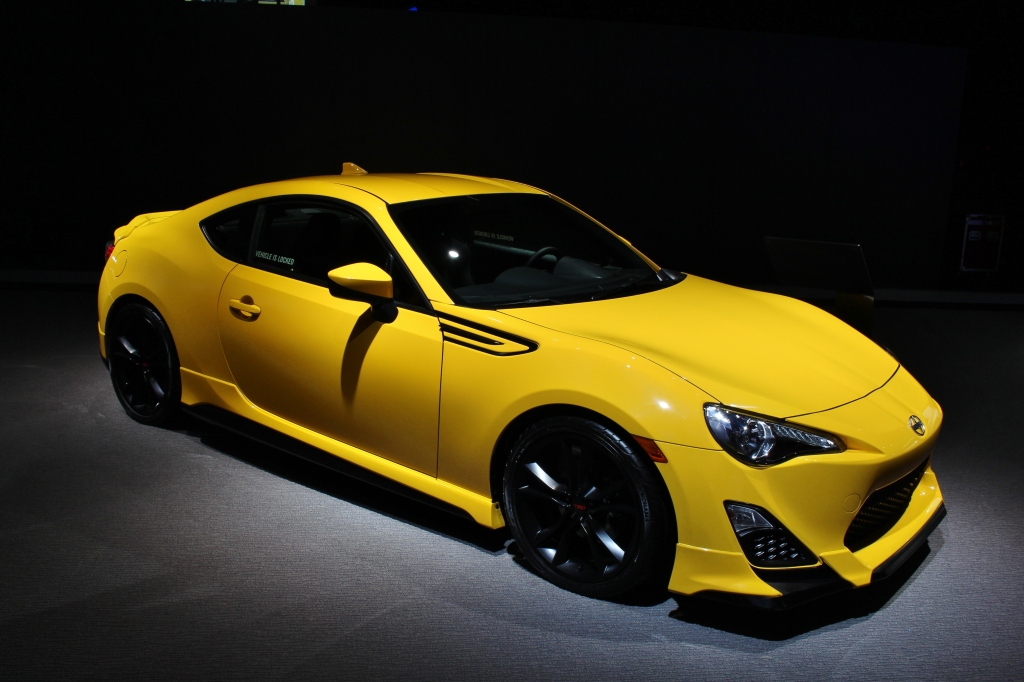 Scion FRS TRD 2