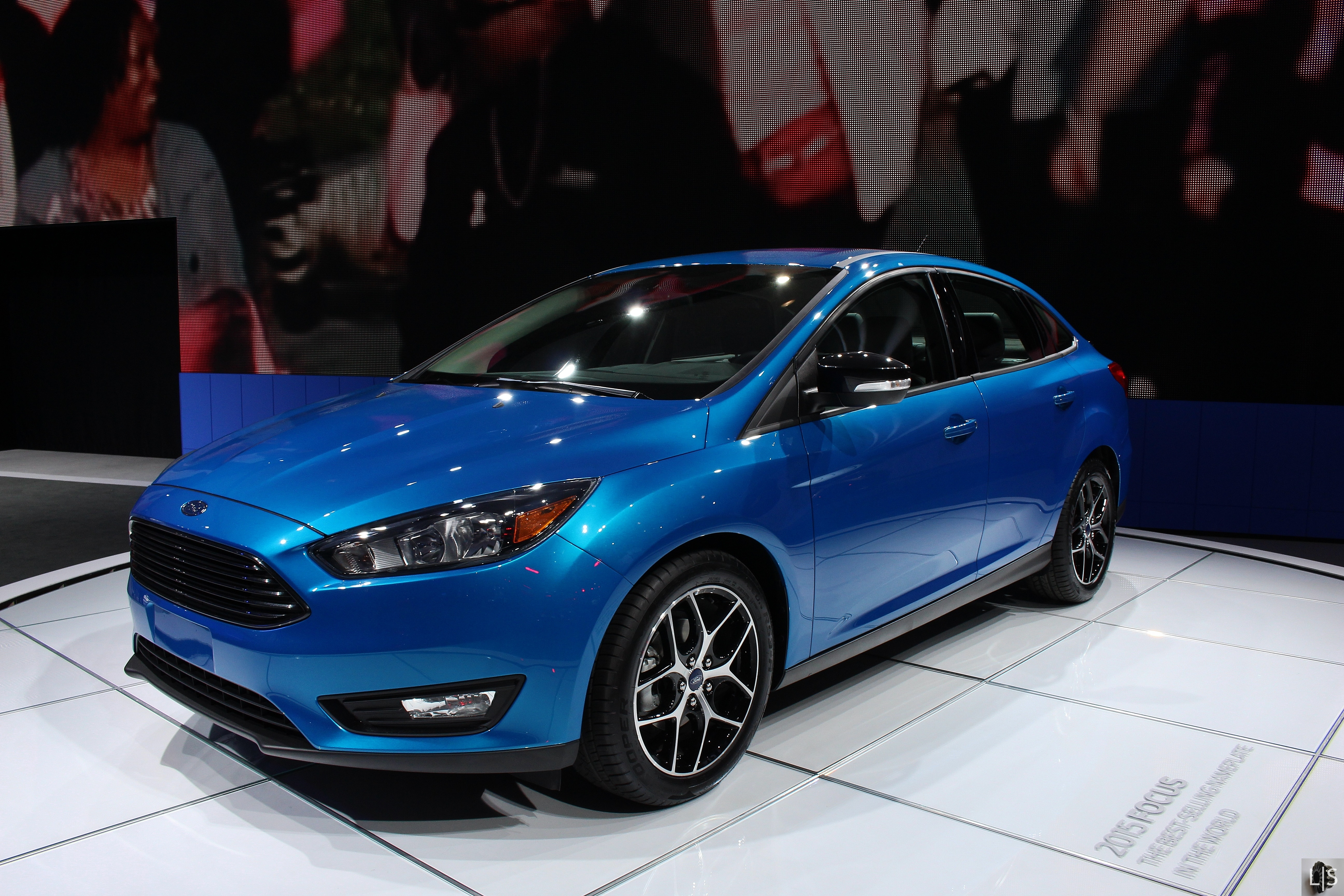 hatchback from titanium news front side above ford view focus review