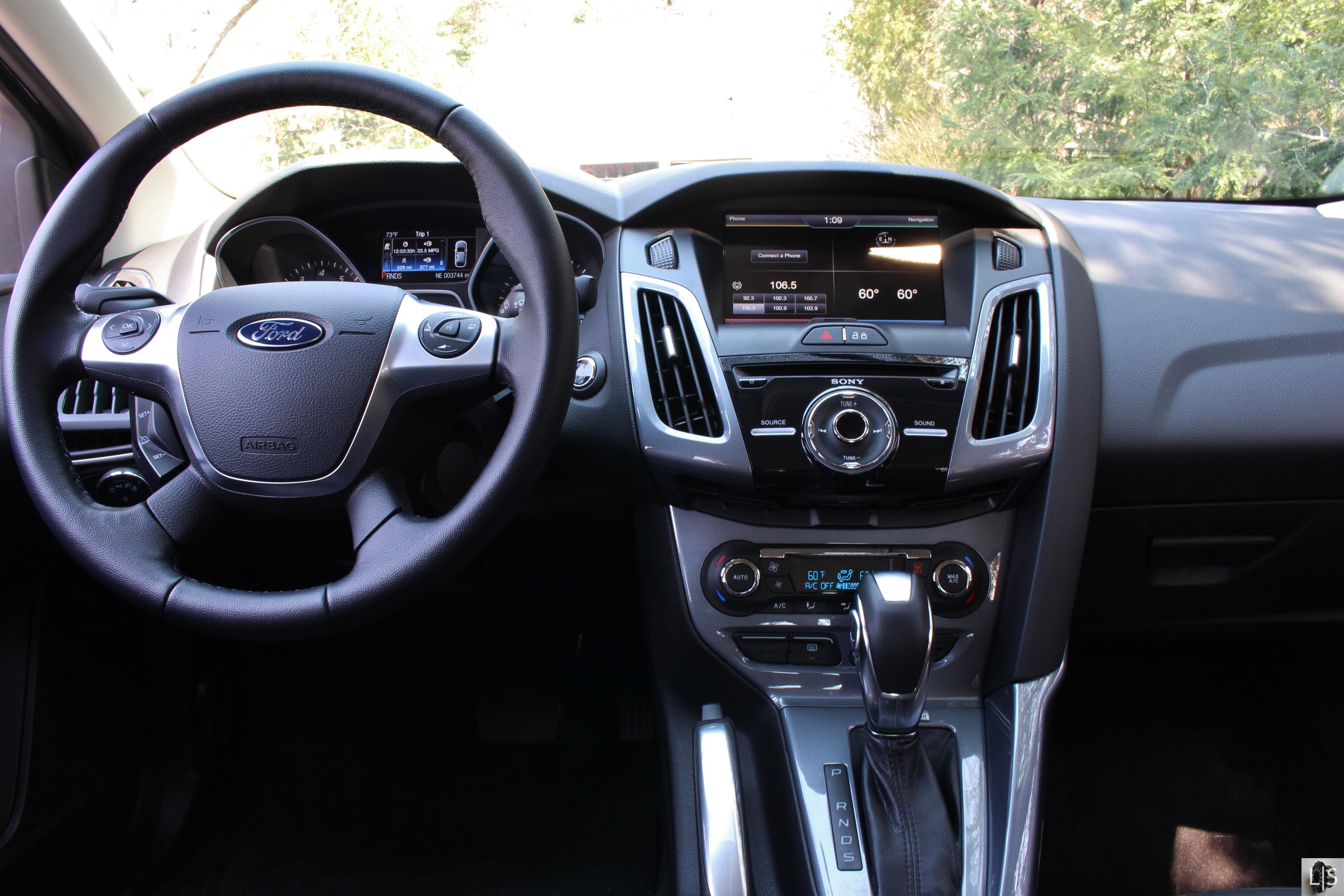 Compact Titan 2014 Ford Focus Limited Slip Blog