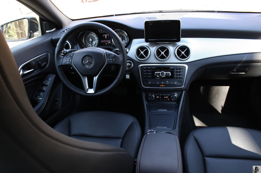 Mercedes CLA 11