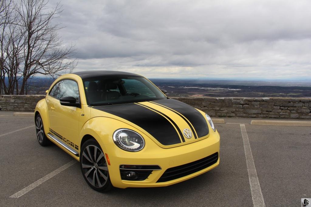 VW Beetle GSR 1