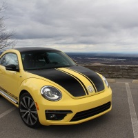 All Smiles: 2014 VW Beetle GSR