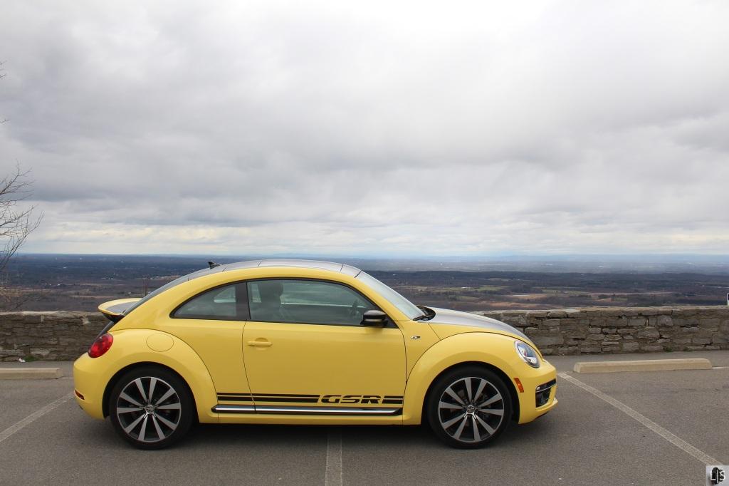 VW Beetle GSR 3