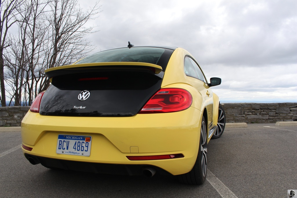 VW Beetle GSR 8