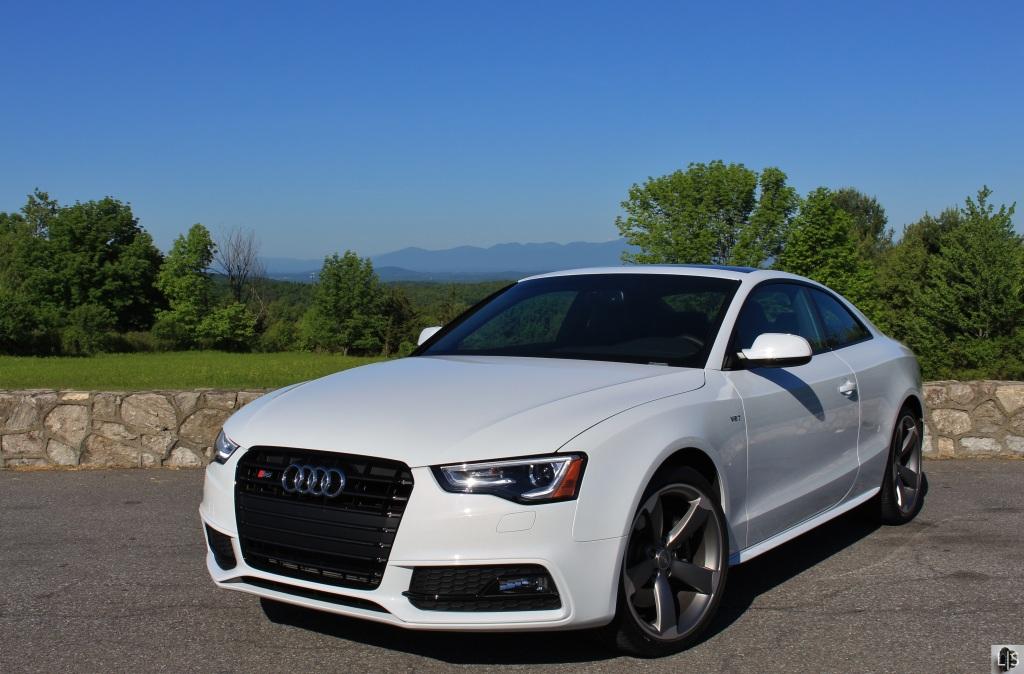 2014 Audi S5 17