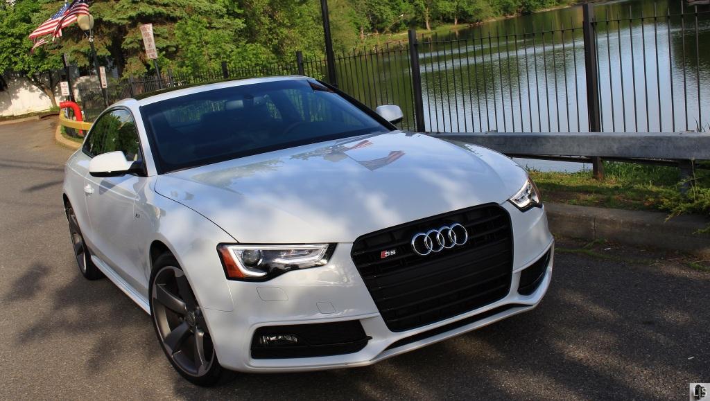 2014 Audi S5 2