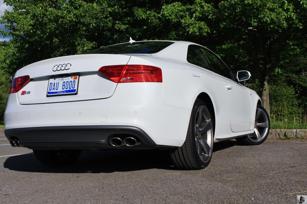 2014 Audi S5 6