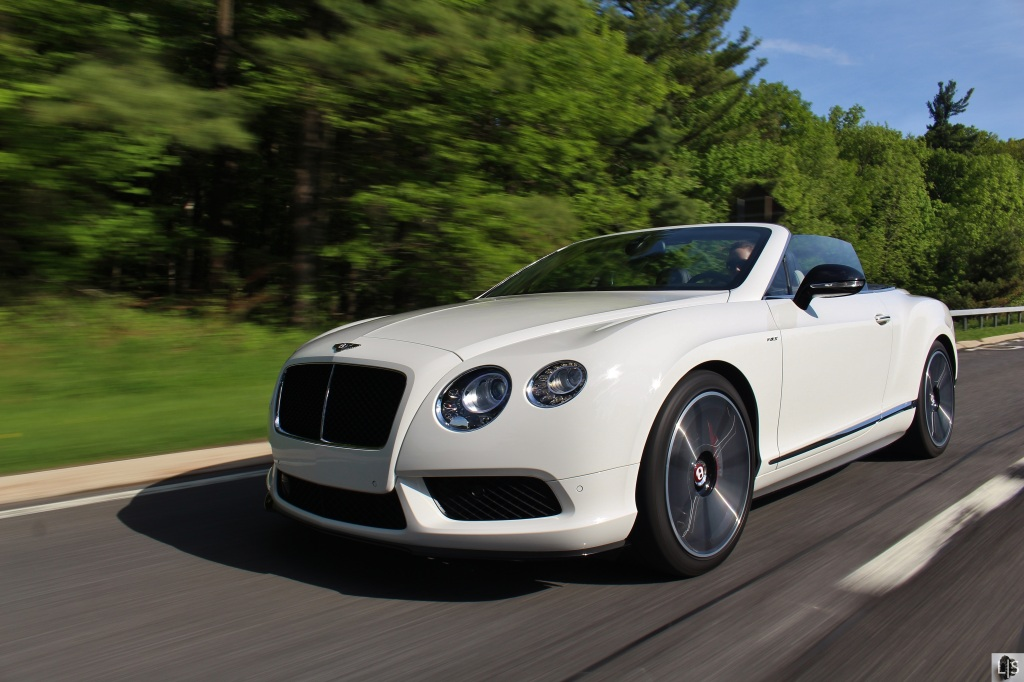 Bentley Continental GT V8 S Convertible 1