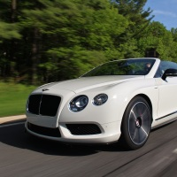 Opulence: Bentley Continental GT V8 S Convertible