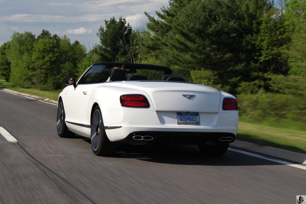 Bentley Continental GT V8 S Convertible 10