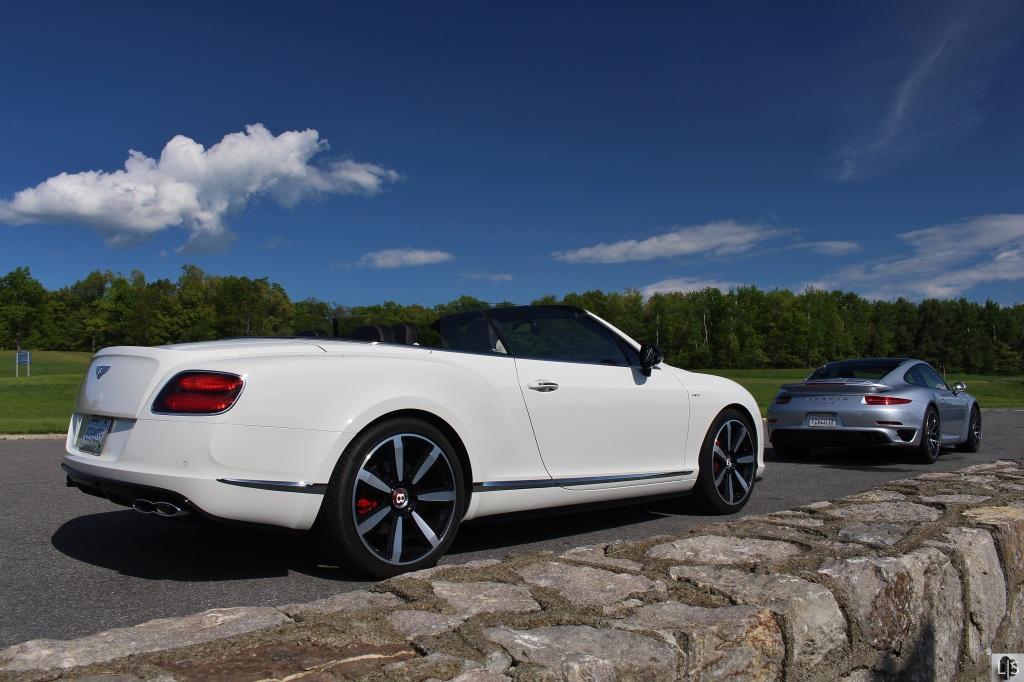Bentley Continental GT V8 S Convertible 12