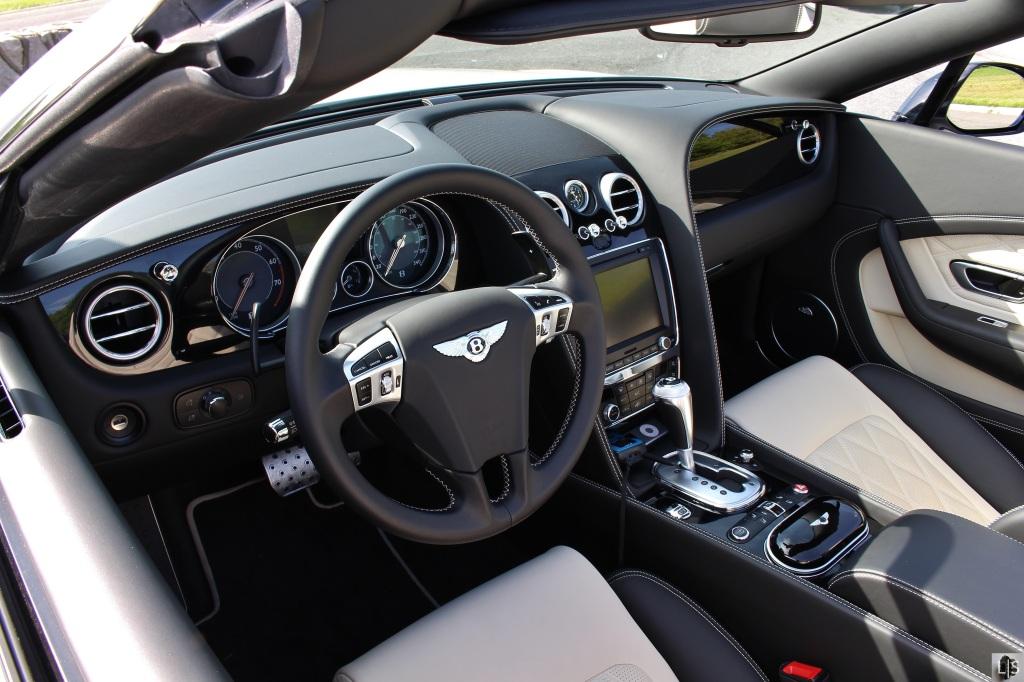 Bentley Continental GT V8 S Convertible 13