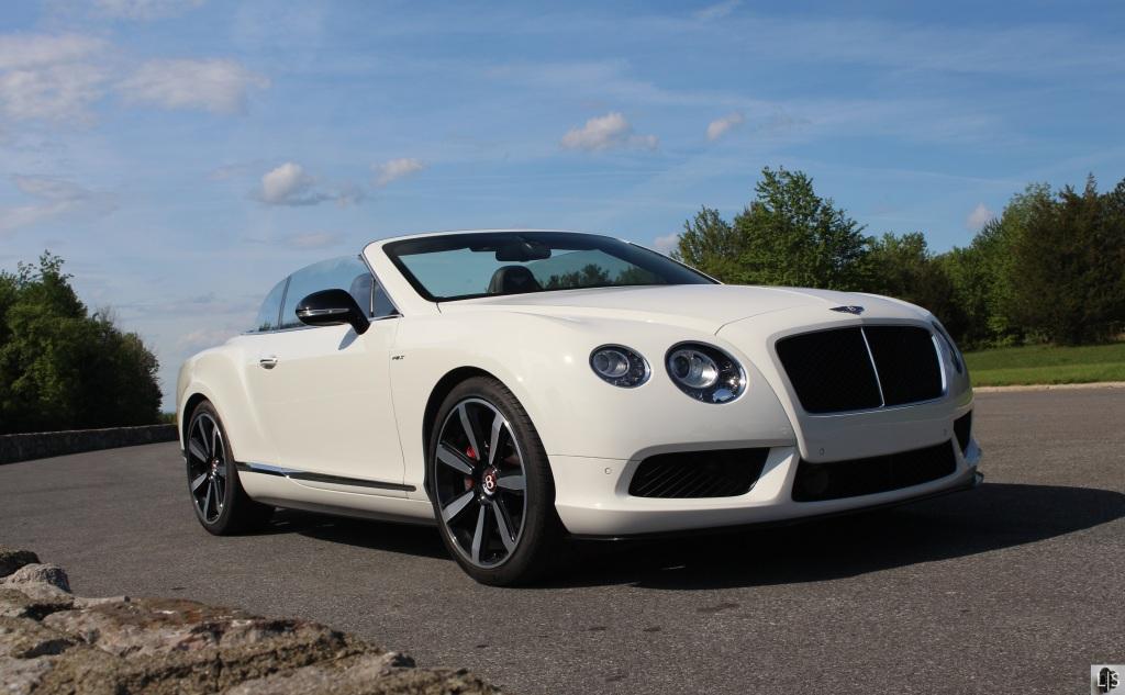 Bentley Continental GT V8 S Convertible 2