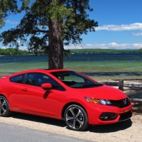 Escape: 2014 Honda Civic Si