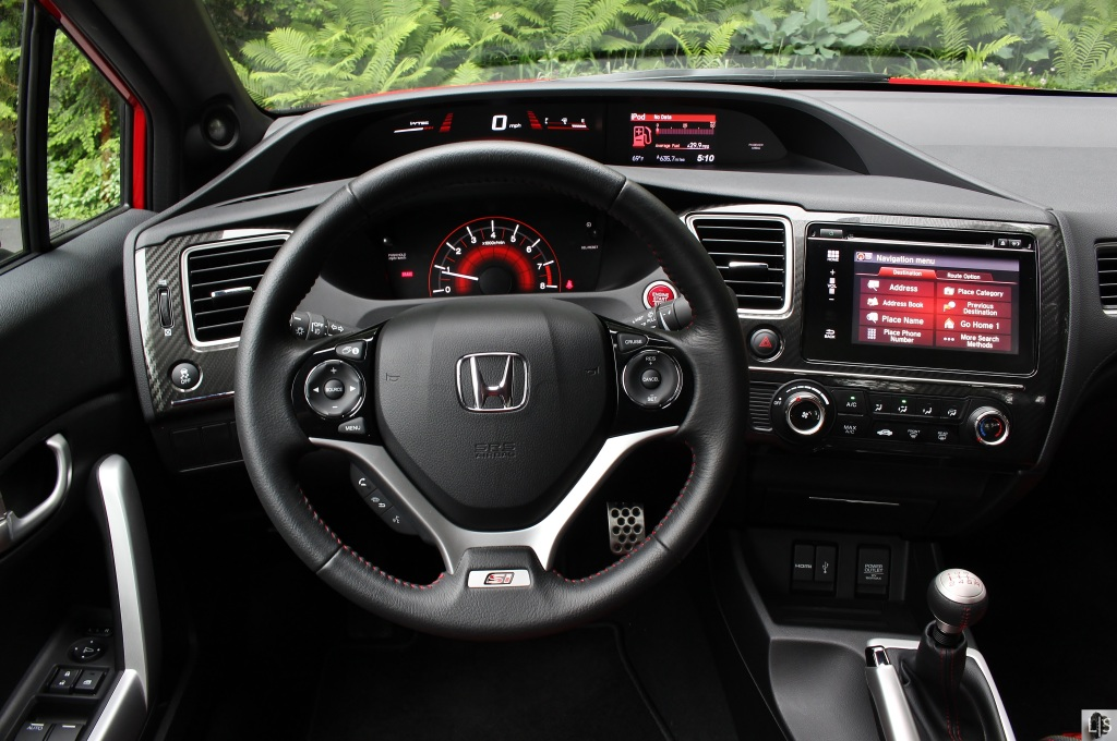 Honda Civic Si 12