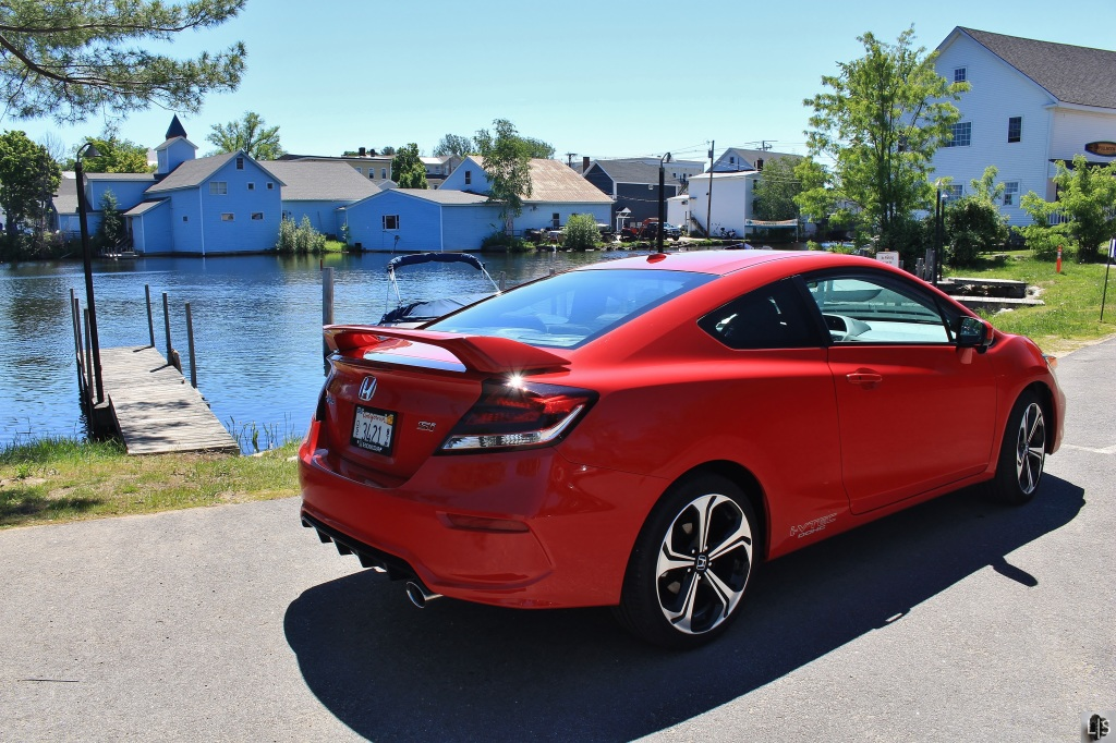 Honda Civic Si 5
