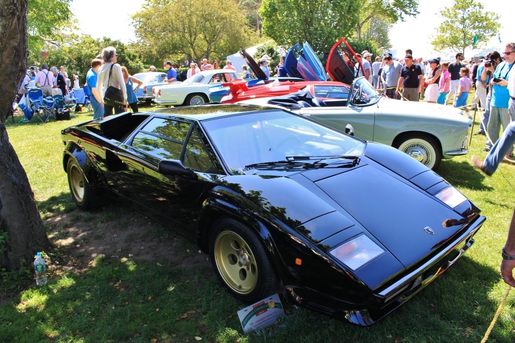 Lamborghini Countach SV