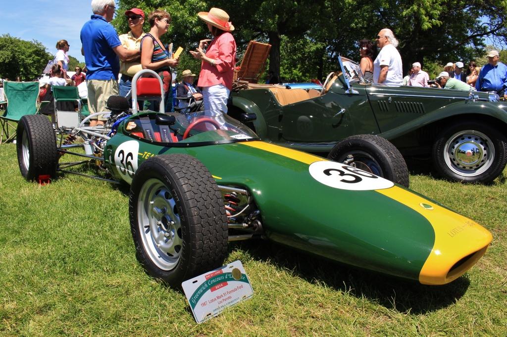 Lotus Formula Ford 1