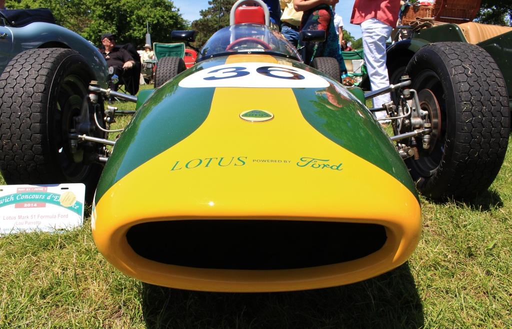Lotus Formula Ford 2