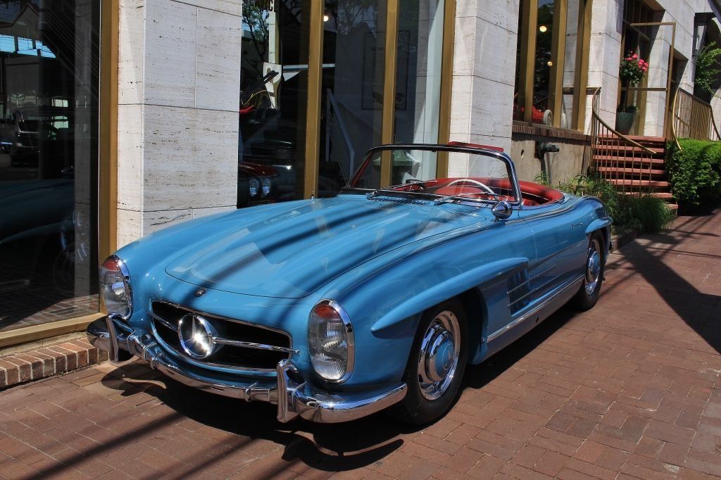 Mercedes SL300 Roadster