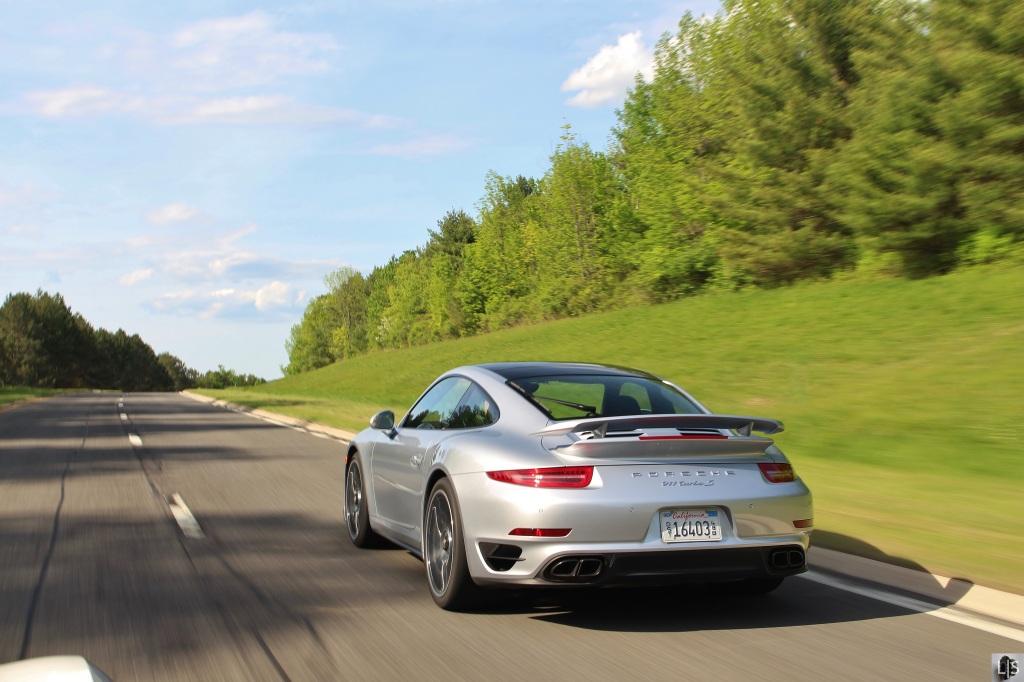 Porsche 911 Turbo S 3