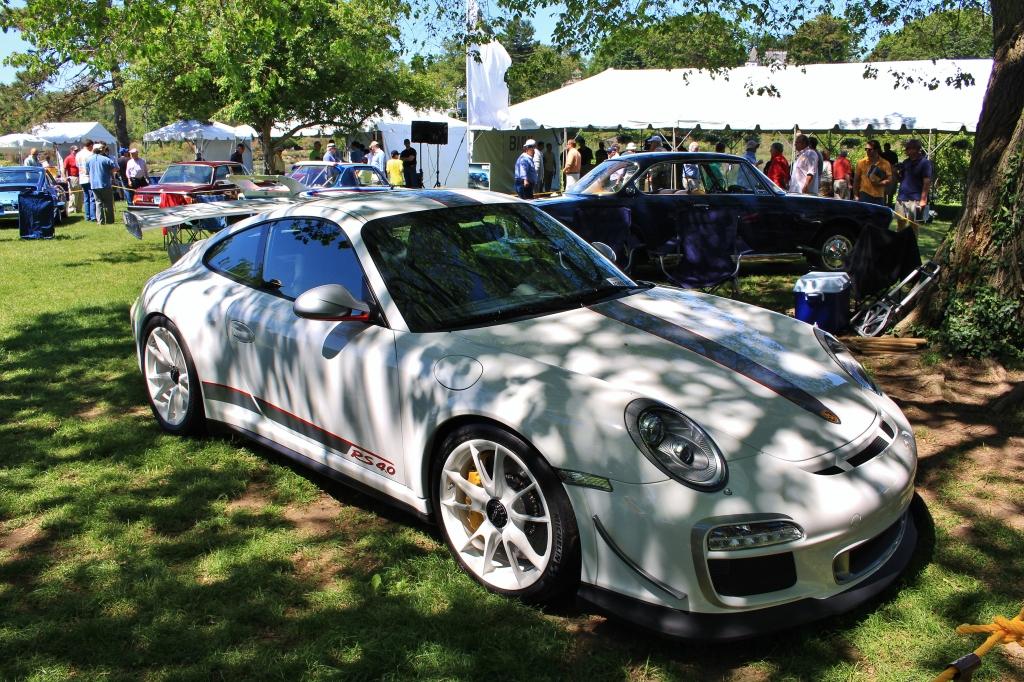 Porsche GT3RS 4.0