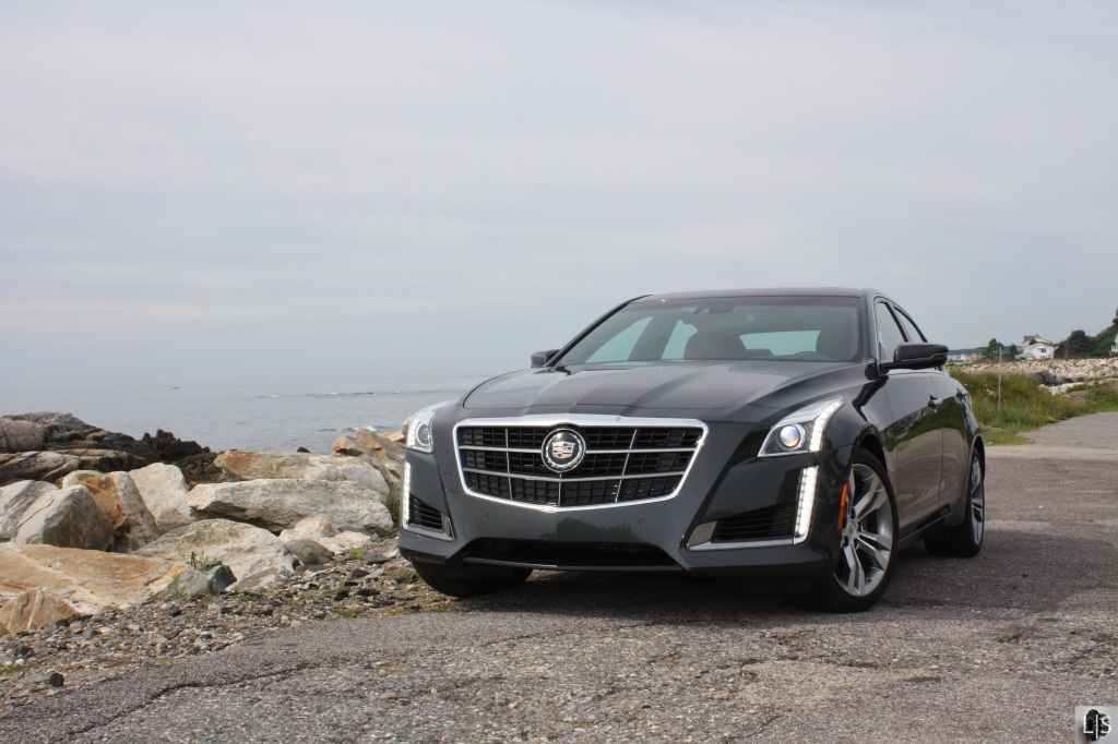 Cadillac CTS VSport 1
