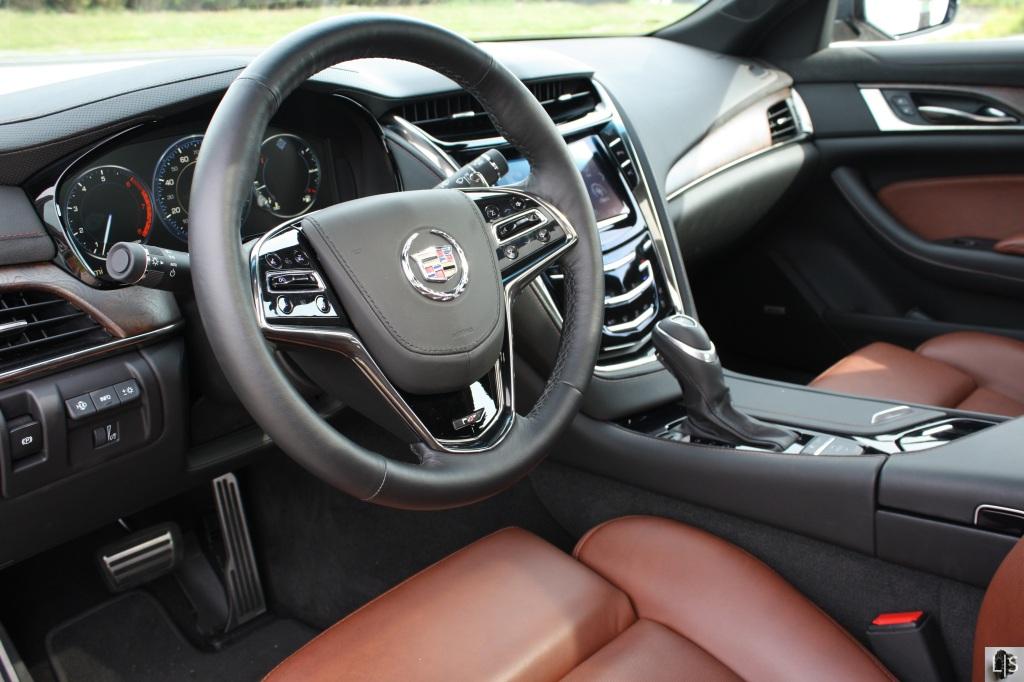 Cadillac CTS VSport 12