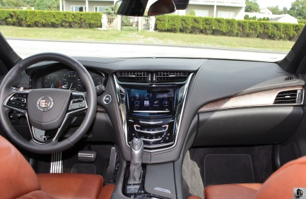 Cadillac CTS VSport 13
