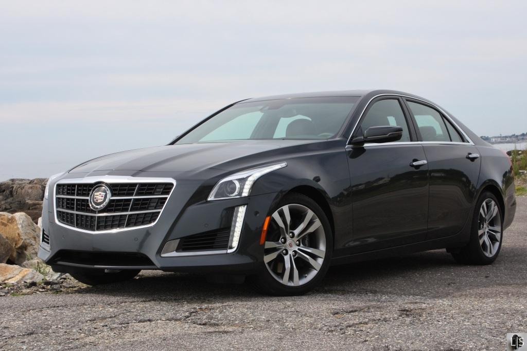 Cadillac CTS VSport 2